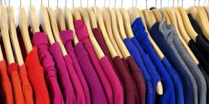 Gardróbrendezés, ruhatár frissítés