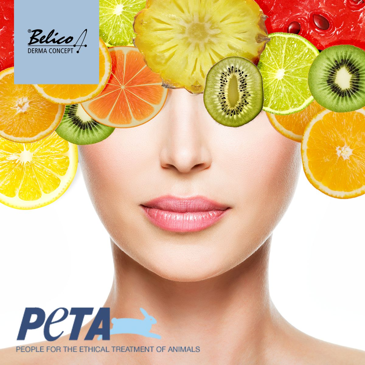 Elismert PETA vegan kozmetikum